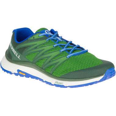 Chaussures de Trail MERRELL BARE ACCESS XTR Vert/Bleu 2021